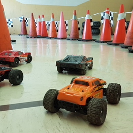 RC (Remote Control)  Vehicles